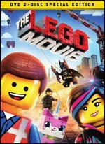 The LEGO Movie [2 Discs] [Special Edition] [Includes Digital Copy] [UltraViolet] - Christopher Miller; Phil Lord