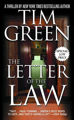 The Letter of the Law - Green, Tim
