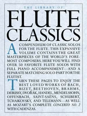 The Library of Flute Classics - Hal Leonard Corp (Creator)