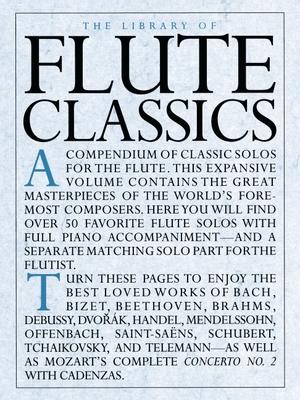 The Library Of Flute Classics - Hal Leonard Corp (Creator)
