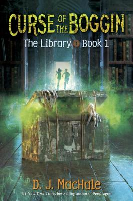 The Library - MacHale, D. J.