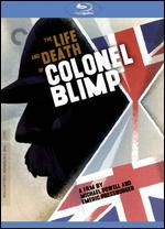 The Life and Death of Colonel Blimp [Criterion Collection] [Blu-ray] - Emeric Pressburger; Michael Powell