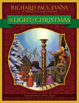 The Light of Christmas - Evans, Richard Paul
