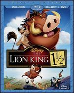 The Lion King 1 1/2 [Special Edition] [2 Discs] [Blu-ray/DVD]