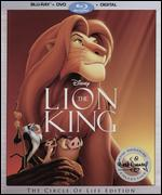 The Lion King: The Walt Disney Signature Collection [Include Digital Copy] [Blu-ray/DVD] [2017] - Rob Minkoff; Roger Allers