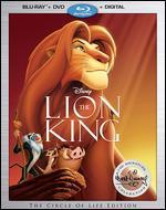 The Lion King: The Walt Disney Signature Collection [Include Digital Copy] [Blu-ray/DVD]