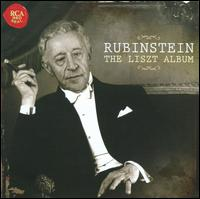 The Liszt Album - Arthur Rubinstein (piano); RCA Victor Orchestra; Alfred Wallenstein (conductor)