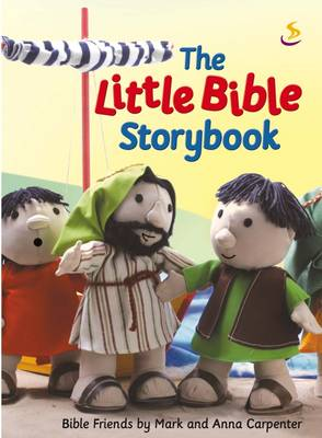 The Little Bible Storybook - Barfield, Maggie
