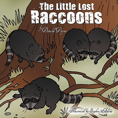 The Little Lost Raccoons - Payne, Donald