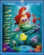 The Little Mermaid [Diamond Edition] [2 Discs] [Blu-ray/DVD]