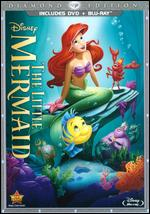 The Little Mermaid [Diamond Edition] [2 Discs] [DVD/Blu-ray] - John Musker; Ron Clements