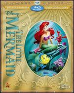 The Little Mermaid [Diamond Edition] [2 Discs] [Includes Digital Copy] [Blu-ray/DVD]