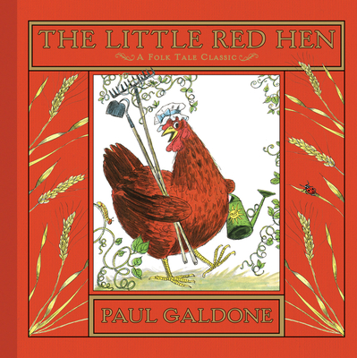 The Little Red Hen - Galdone, Paul