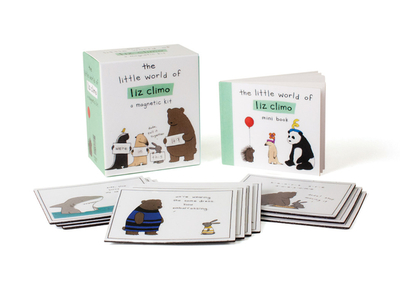 The Little World of Liz Climo: A Magnetic Kit - Climo, Liz