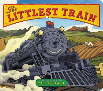 The Littlest Train - Gall, Chris