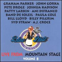 The Live from Mountain Stage, Vol. 8 - Various Artists