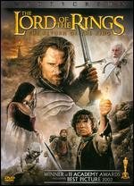 The Lord of the Rings: The Return of the King [2 Discs] [With Battle of the Five Armies Movie Cash]
