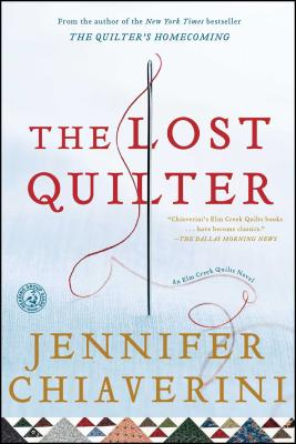 The Lost Quilter - Chiaverini, Jennifer