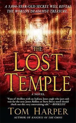 The Lost Temple - Harper, Tom