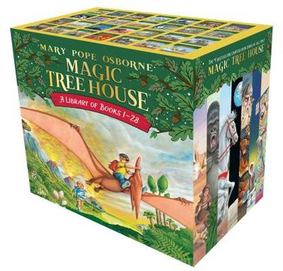 The Magic Tree House Library: Books 1-28 - Osborne, Mary Pope