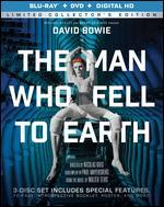 The Man Who Fell to Earth [Limited Edition] [Blu-ray/DVD]