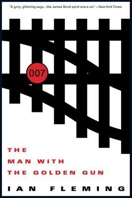 The Man with the Golden Gun - Fleming, Ian