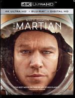 The Martian [4K Ultra HD Blu-ray/Blu-ray] [Includes Digital Copy]