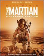 The Martian [Extended Edition] [Blu-ray] [2 Discs]
