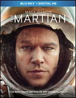 The Martian [Includes Digital Copy] [Blu-ray]