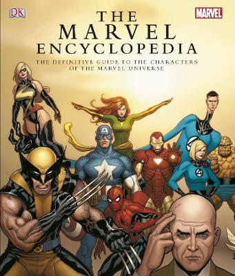 The Marvel Encyclopedia - Darling, Andrew, and Wallace, Daniel, and Teitelbaum, Michael