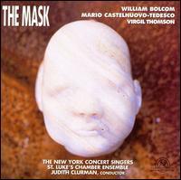 The Mask - Benjamin Verdery (guitar); Louise Schulman (viola); Margaret A. Kampmeier (piano); Sara Cutler (harp);...