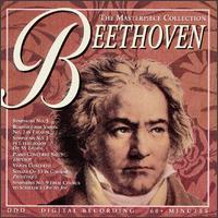 The Masterpiece Collection: Beethoven - Dubravka Tomsic (piano); Jan Czerkow (violin); Michael Rosengarten (piano); Veliana Dimova (violin);...