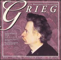 The Masterpiece Collection: Grieg - Dubravka Tomsic (piano); Marian Pivka (piano)