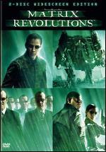 The Matrix Revolutions [WS] [2 Discs]