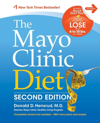 The Mayo Clinic Diet - Hensrud M D, Donald D