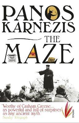 The Maze - Karnezis, Panos