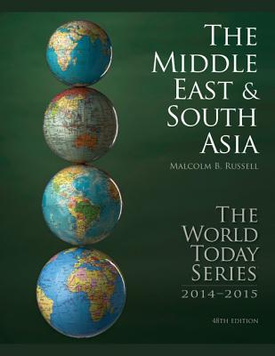 The Middle East and South Asia 2014 - Russell, Malcolm