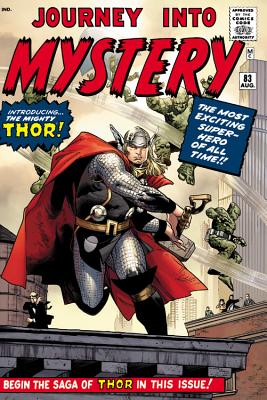 The Mighty Thor - Volume 1 Omnibus - Lee, Stan, and Lieber, Larry, and Kirby, Jack
