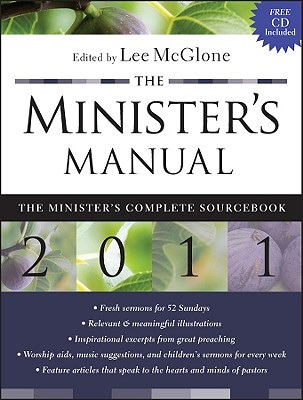 The Minister's Manual - McGlone, Lee (Editor)