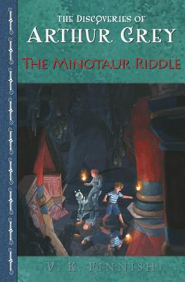 The Minotaur Riddle - Finnish, V K