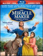 The Miracle Maker: The Story of Jesus [2 Discs] [Blu-ray/DVD] - Derek W. Hayes; Stanislav Sokolov