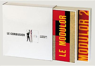 The Modulor and Modulor 2 - Fondation Le Corbusier (Editor)