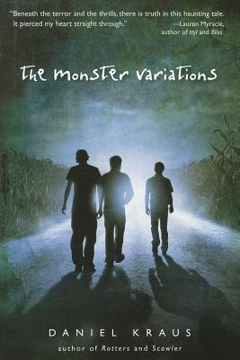 The Monster Variations - Kraus, Daniel