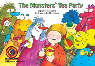 The Monsters' Tea Party - Barber, Will, and Graves, Kimberlee (Editor)