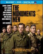 The Monuments Men [2 Discs] [Includes Digital Copy] [UltraViolet] [Blu-ray/DVD] - George Clooney