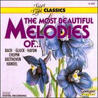 The Most Beautiful Melodies Of... - Various Artists
