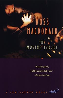 The Moving Target - MacDonald, Ross