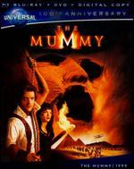 The Mummy [Universal 100th Anniversary] [2 Discs] [Includes Digital Copy] [Blu-ray/DVD]