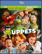 The Muppets [3 Discs] [Includes Digital Copy] [Blu-ray/DVD] - James Bobin