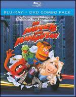 The Muppets Take Manhattan [Blu-ray/DVD]